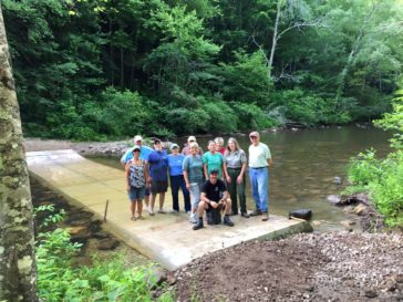 Big South Fork BCH holds Annual Fundraiser to Help the Park Service Maintain Trails