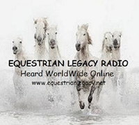 BCHA Interviews on Equestrian Legacy Radio