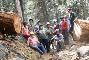BCHC Sierra Freepackers head to Granite Creek