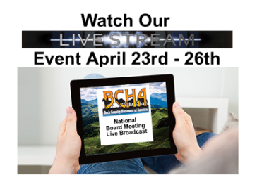 BCHA Live Video Broadcast was a Resounding Success