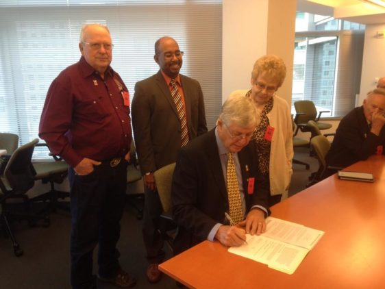 BCHA Signs 5-Year Agreement with Bureau of Land Management