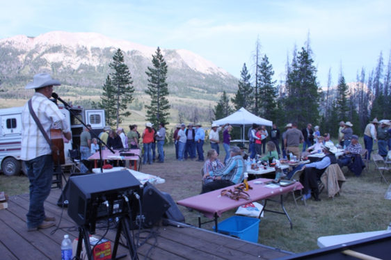 Back Country Horsemen of Wyoming Annual Rendezvous – 2015