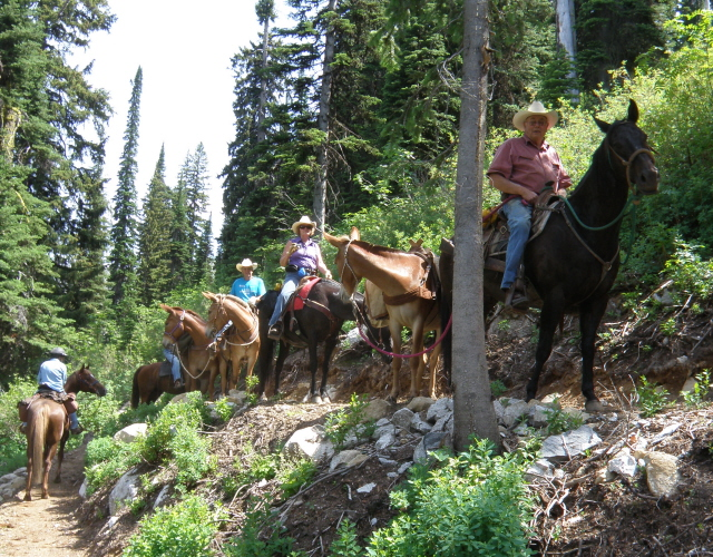 Selkirk Valley Chapter of Back Country Horsemen of Idaho