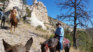 Back Country Horsemen of America's Rapport with Wild Lands