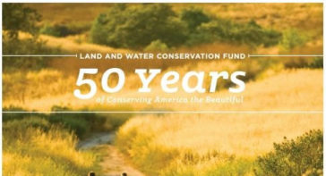Take Action : Support the Land & Water Conservation Fund