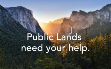 Our Public Lands Need Your Help