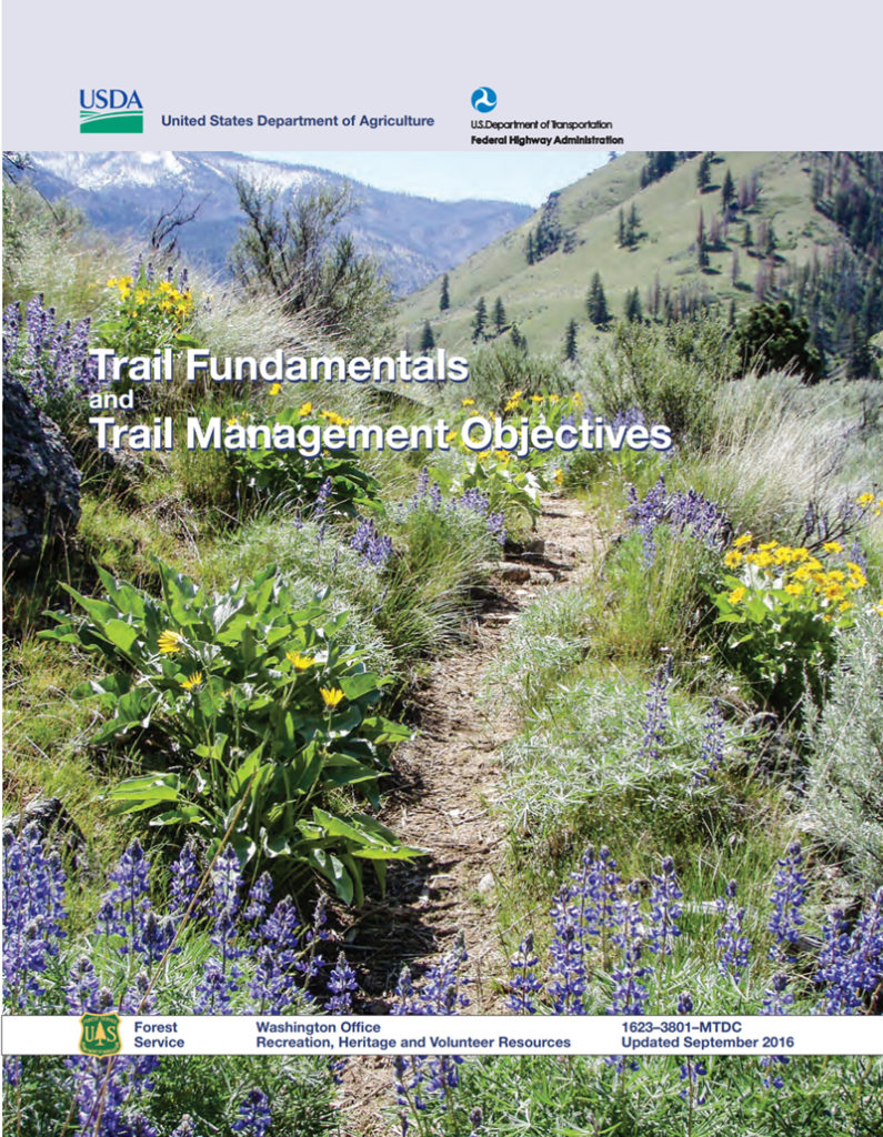 Trail Fundamentals and Trail Management Objectives